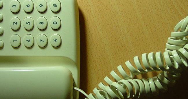 Hükümlülere hafta sonu 'telefon' izni