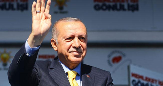 Erdoğan Kurban bayram sonrası Konya'ya geliyor