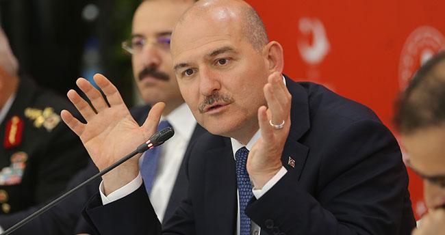İçişleri Bakanı Soylu açıkladı: Türkiye'ye gelen 92 bin Suriyeliye vatandaşlık verildi