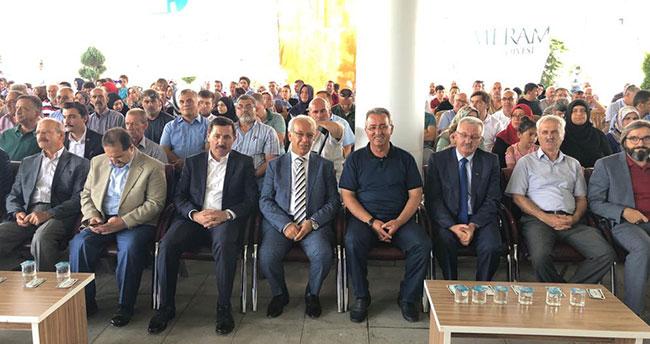 Meram Belediyesi'nden akülü araç dağıtım töreni