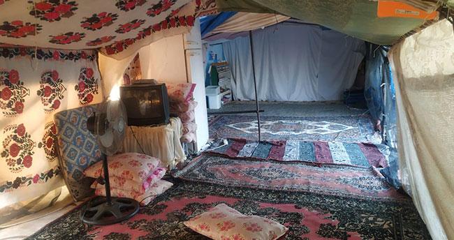 Konya'da 2,5 yaşındaki çocuk çadırda ölü bulundu