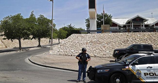 Teksas eyaletinde AVM'de silahlı saldırı: 20 ölü