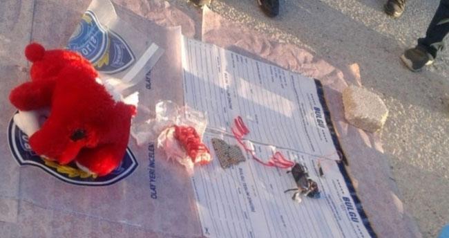 Şok! Konya'da oyuncak içerisine gizlenmiş patlayıcı ele geçirildi! Gözaltılar var