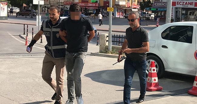 """Konya'daki """"motosikletli tacizci"""" iddiasında süpheli serbest kaldı"""