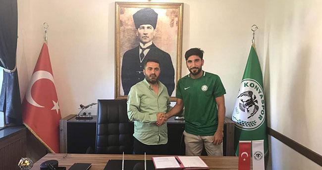 Seddar Karaman imzaladı