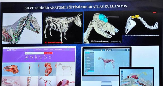 Selçuk'ta Türkiye'nin ilk üç boyutlu atlası tanıtıldı
