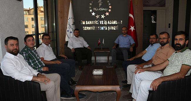 """Başkan Serçe: """"Konya'mızın gücüne güç katacağız"""""""