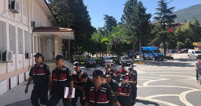 Konya'da kaçak kazı yapanlara suçüstü! 60 metre uzunluğunda…