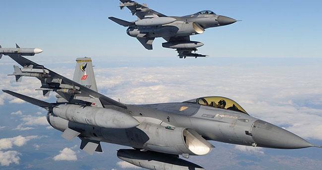 Irak'ın kuzeyinde 6 terörist etkisiz hale getirildi