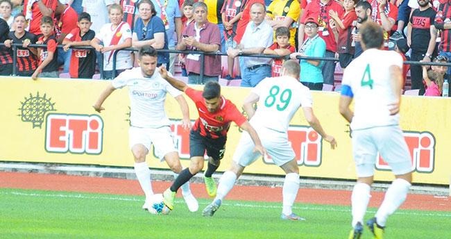 Hazırlık maçı: Eskişehirspor: 1 – Konyaspor: 1