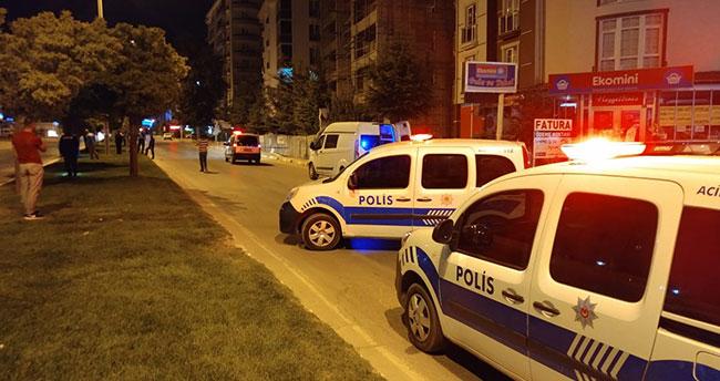 Konya'da silahla yaralama! Tartıştığı karısını vurdu