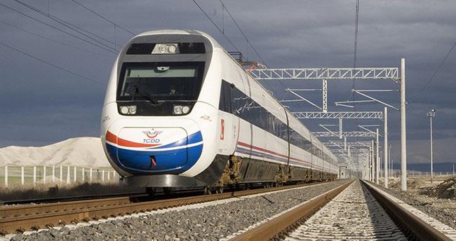 YHT Ankara-Konya hattında günde 5 bin 900 yolcu taşıdı