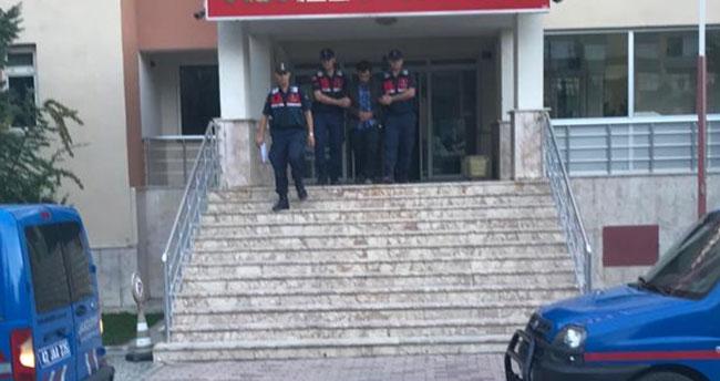 Konya'da babasını silahla öldürüp gömdüğü iddia edilen genç tutuklandı!