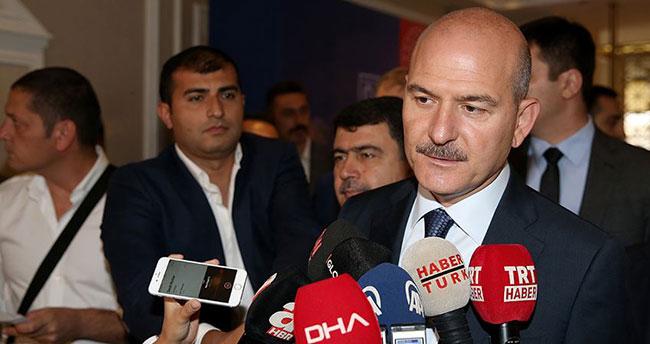 İçişleri Bakanı Soylu: Hukukun en temel görevi milletin oylarını teröre istismar ettirmemektir