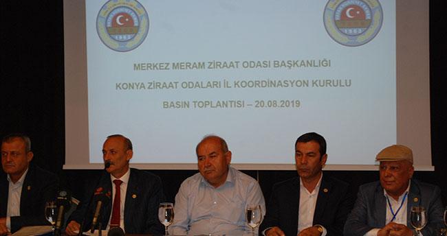Konya'da çiftçi faturalardan şikayetçi