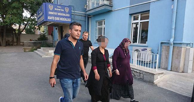 """Konya'da yakalanan hırsızlık zanlısından pişkin cevap: """"Adam öldürdük sanki"""""""
