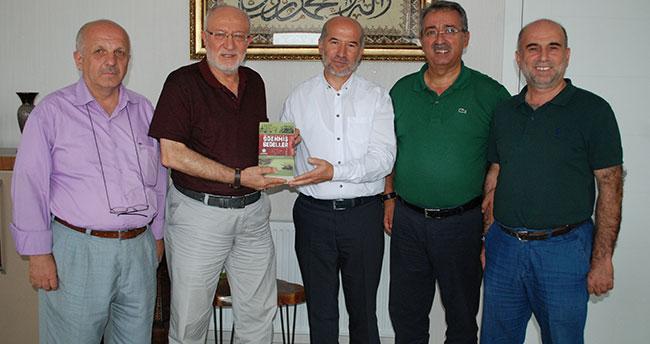 Eğitim-Bir-Sen'den Yeni Meram'a ziyaret