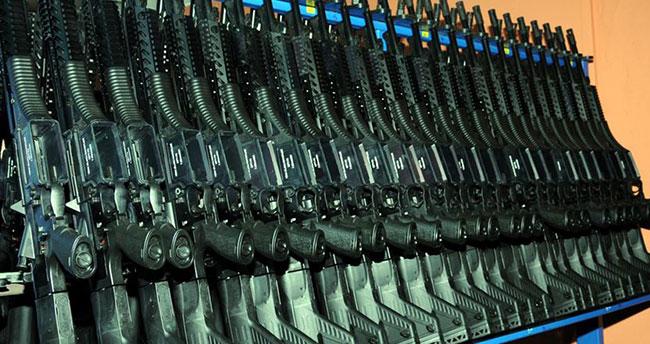 MKEK'ten 7,5 ayda 45 bin yerli silah