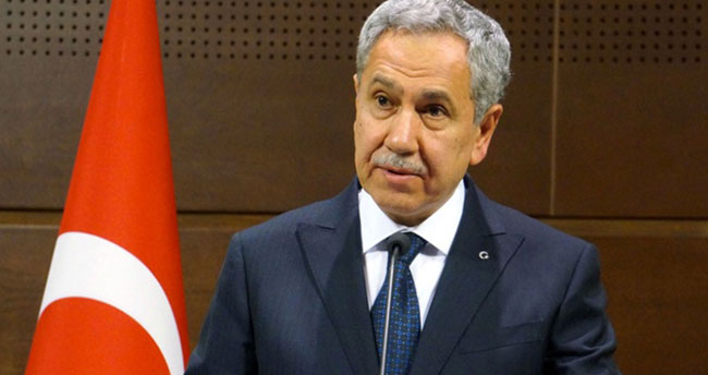 Bülent Arınç AK Parti'nin oy oranıyla ilgili tahminini açıkladı