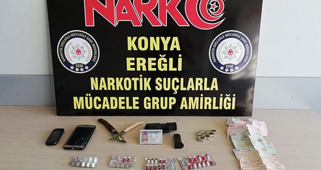 Konya'da 28 suçtan aranan hükümlü yakalandı