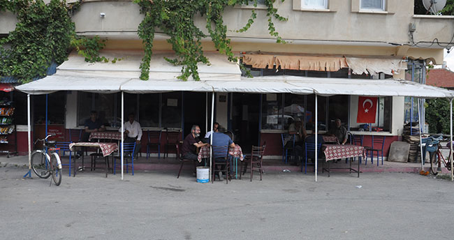 Konya'da çay bahçesinde şok olay! Vücuduna yorgun mermi isabet eden kişi yaralandı