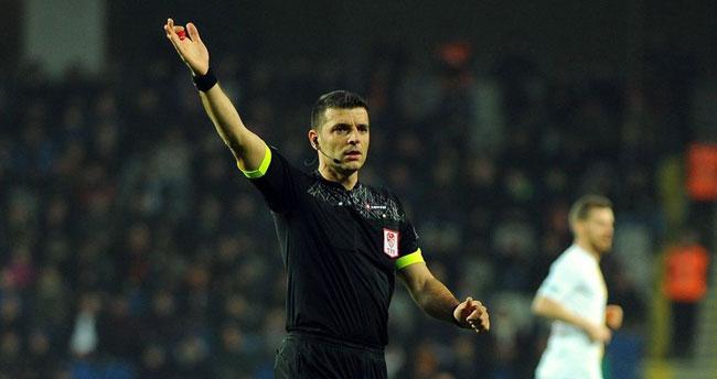 Konyaspor-Antalyaspor maçının hakemi belli oldu