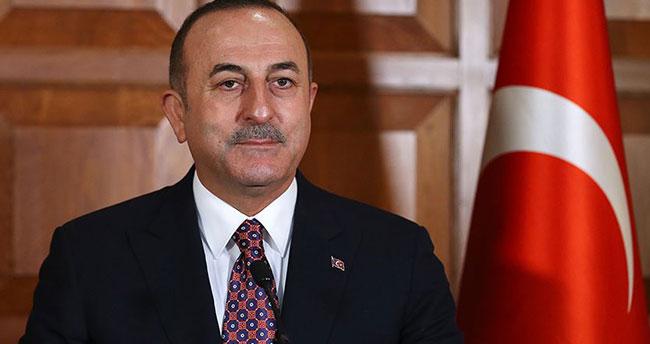 Dışişleri Bakanı Çavuşoğlu: F-35'leri alamazsak yeni alternatifler ararız