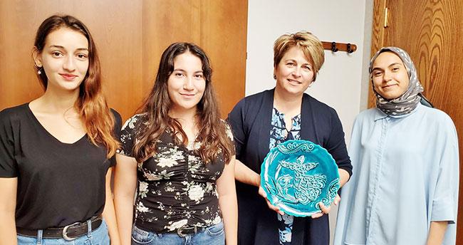 Konya Gıda ve Tarım Üniversitesi öğrencilerini yurt dışına gönderdi