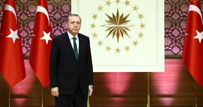 Erdoğan'dan 30 Ağustos Zafer Bayramı mesajı