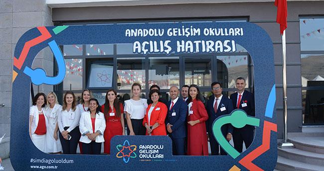 Anadolu Gelişim Okulları iddialı bir giriş yaptı