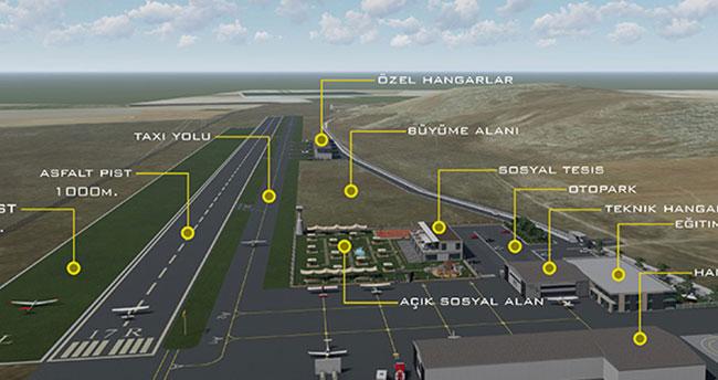 Konya'da dünya standartlarında pilotlar yetişecek
