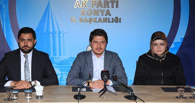 Konya Milletvekili Selman Özboyacı gündemi değerlendirdi