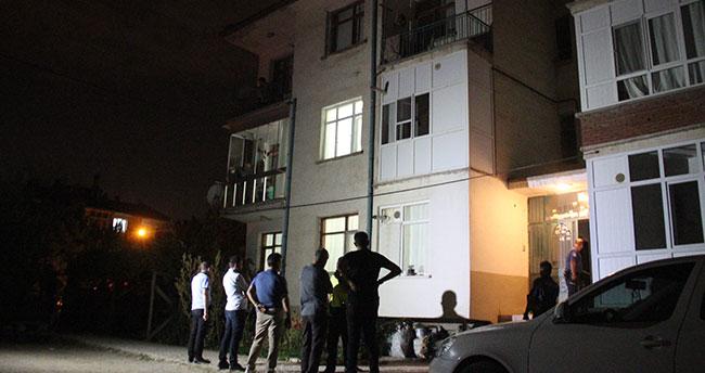 Konya'da dehşet! Tartıştığı kocasını keserle öldürdüğü iddia edilen kadın gözaltında