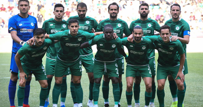 Konyaspor'da galibiyet planı