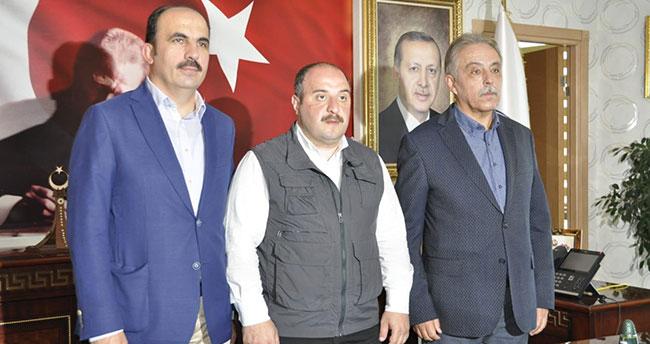 """Bakan Varank Konya'da konuştu: """"ASELSAN çok önemli bir girişim"""""""