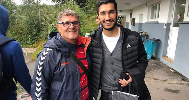 Nuri Şahin'e ziyaret