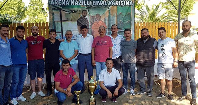 Posta güvercinleri Konya'dan Aydın'a kanat çırptı