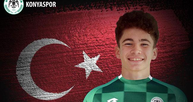 Konyaspor'da Ahmet Karademir milli takıma davet edildi