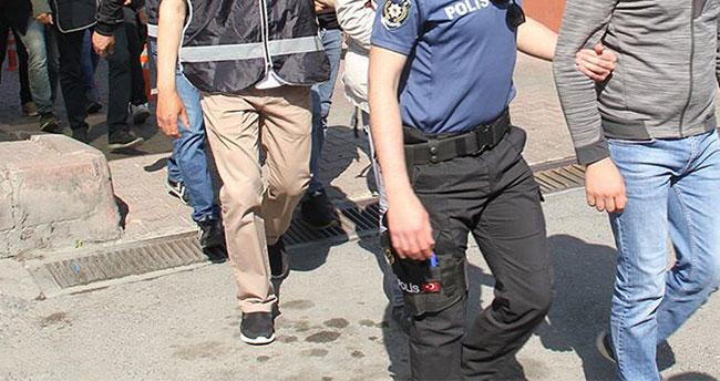 Konya merkezli 28 ilde FETÖ operasyonu