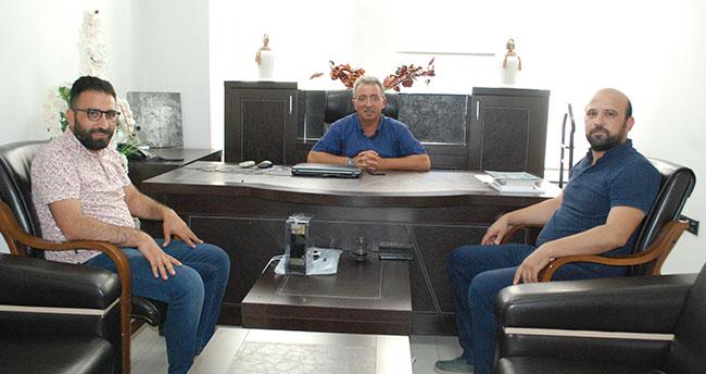 Meclis üyelerinden Yeni Meram'a ziyaret