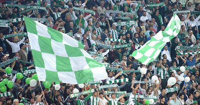 Denizlispor-Konyaspor maçının biletleri satışta