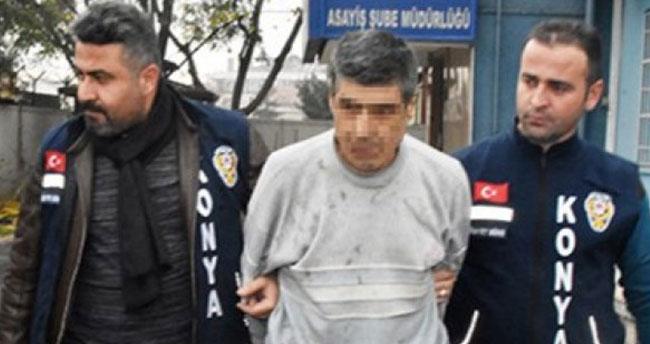 Konya'da annesini bıçakla öldüren sanık tahliye edildi