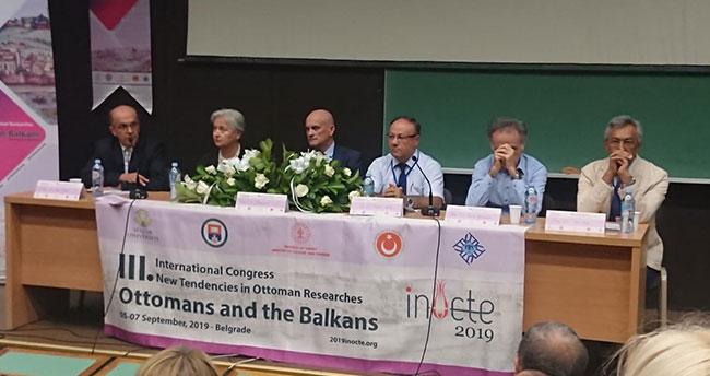 III. Uluslararası Osmanlı Araştırmalarında Yeni Eğilimler Kongresi yapıldı