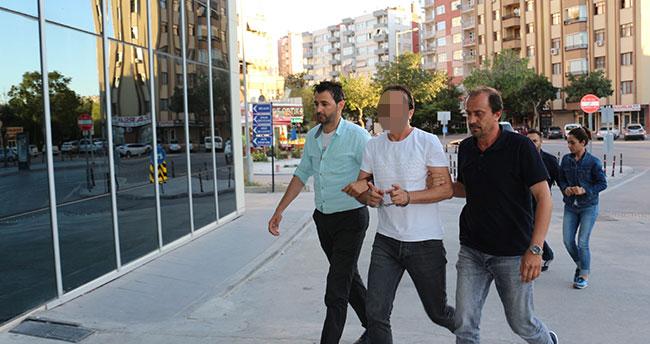 Konya'da esnaftan topladığı altınlarla kaçan şüphelinin çalışanı da tutuklandı