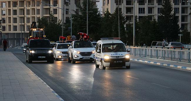 Avrupa ikincisi tekvandocu memleketi Beyşehir'e döndü