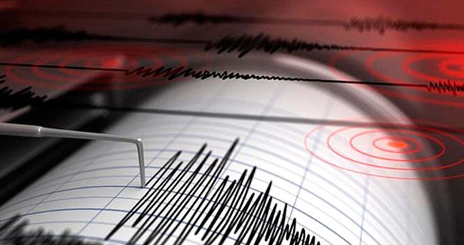 Çankırı'nın Çerkeş ilçesindea 4,3 büyüklüğünde bir deprem meydana geldi