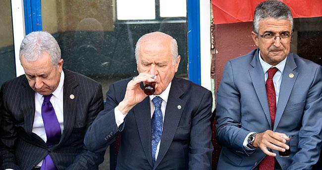 """MHP Genel Başkanı Bahçeli: """"Artık bu ülke terörden kurtarılmalıdır"""""""