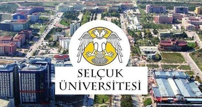 Selçuk Üniversitesi sözleşmeli personel alacak