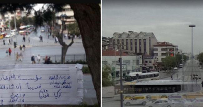 Konya Valiliği açıkladı: Alaaddin Tepesi'nden fotoğraf paylaşan DEAŞ'lı yakalandı