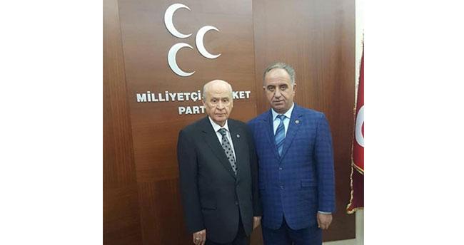 Belli oldu…İşte yeni MHP Konya İl Başkanı!